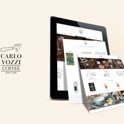 Carlo Votzzi Coffee - Web